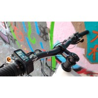 EggRider Bluetooth smart e-bike display with Android and iOS mobile apps